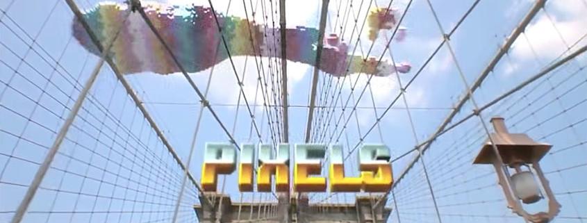 Kurzfilm Pixels