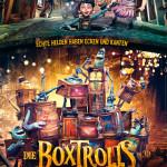 Die Boxtrolls- deutsches Hauptplakat