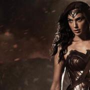 Gal Gadot - Wonder Woman -Titelbild