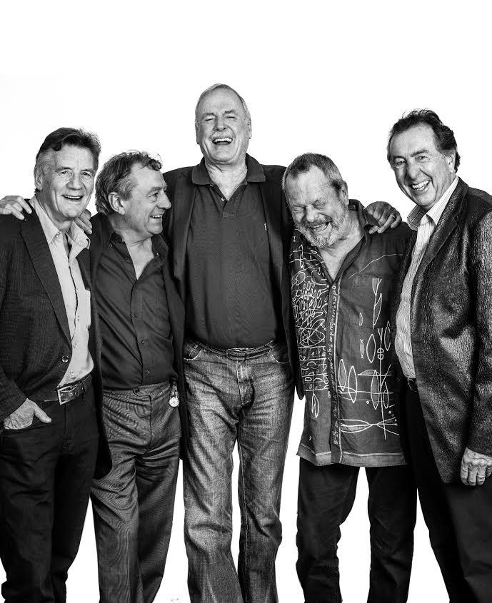 Monty Python live - One down, five to go- Gruppenbild