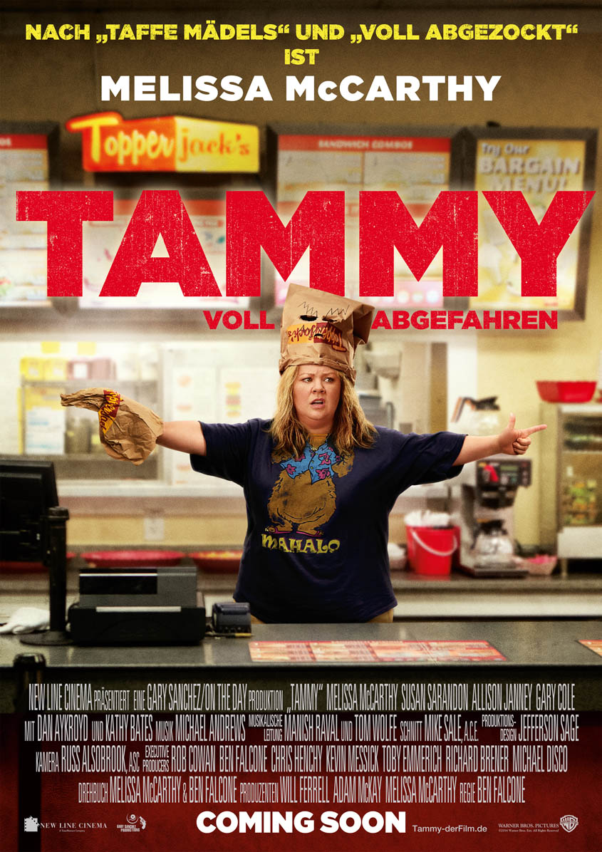 Tammy - Plakat