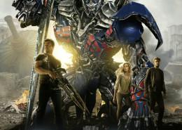 Transformers 4- Ära des Untergangs - Hauptplakat