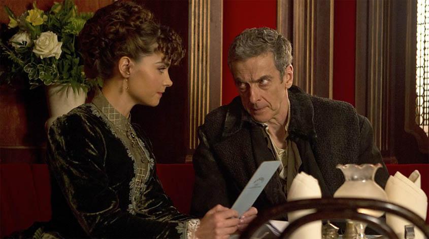 Doctor Who- Deep Breath- Kino-Event