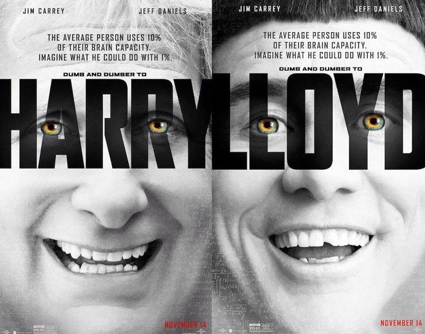 Dumm und Duemmehr - Lucy Poster