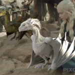 Game of Thrones - VFX- Pixomondo