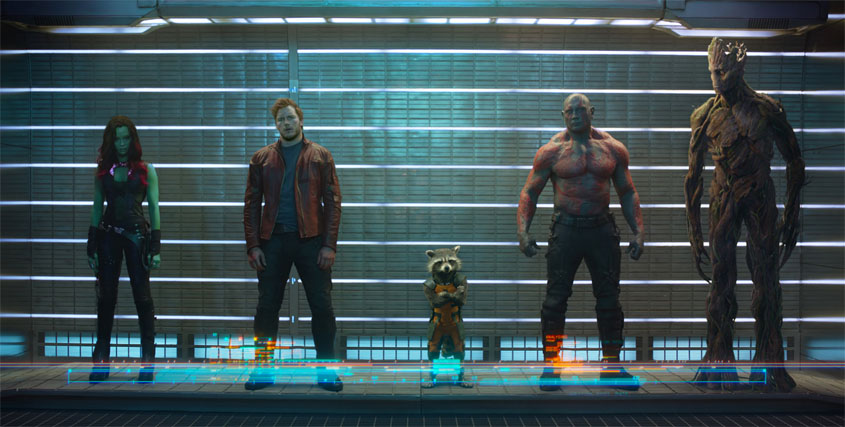 Guardians of the Galaxy - Knast