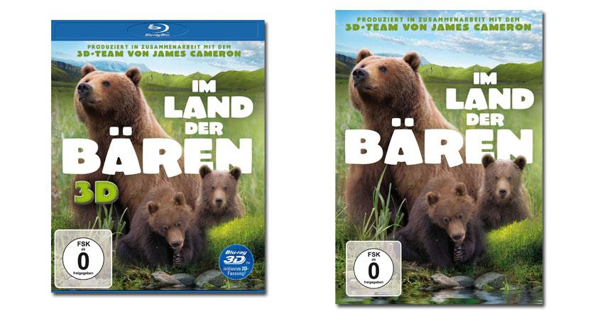 Im Land der Bären -Cover