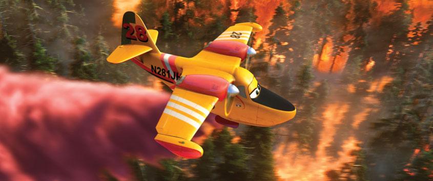 Planes 2- Immer im Einsatz - Szenenbild 2