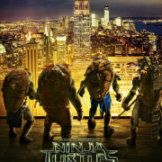 Teenage Mutant Ninja Turtles - Teaserplakat Empire State Building