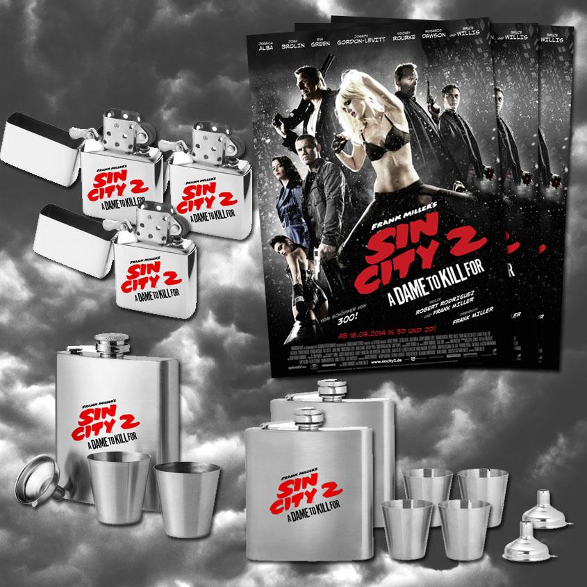 Gewinne Sin City 2