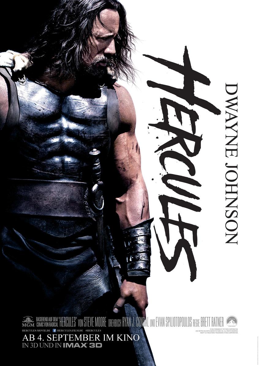 Hercules- Plakat