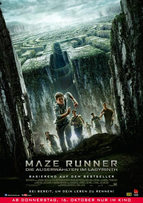 MazeRunner - Plakat