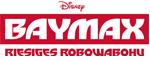 Baymax - Riesiges Robowabohu  3D -Logo