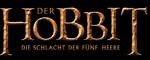 Der Hobbit- Die Schlacht der Fünf Heere 3D -Logo