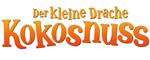Der kleine Drache Kokosnuss 3D-Logo