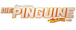Die Pinguine aus Madagascar 3D-Logo