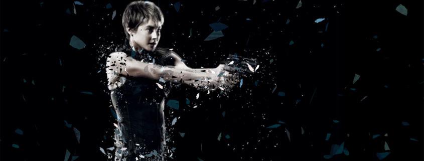 Divergent- 3D Motionposter