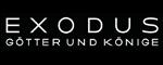 Exodus- Götter und Könige 3D -Logo