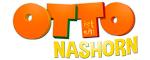 Otto ist ein Nashorn 3D-Logo