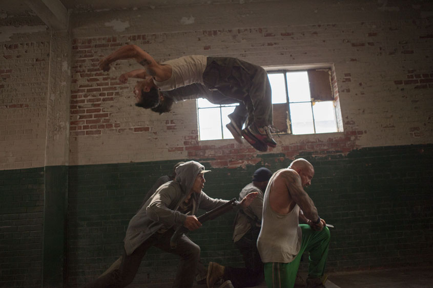Brick Mansions - Szenenbild 2