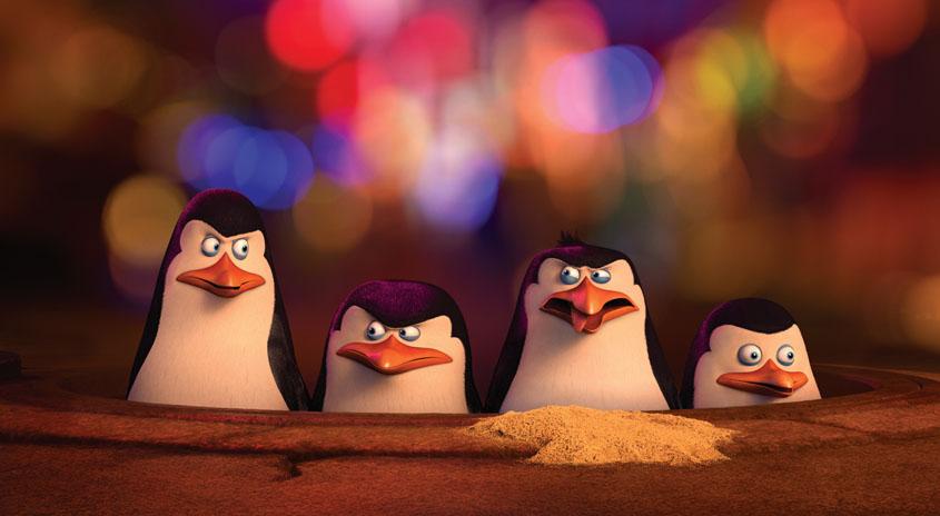 Die Pinguine aus Madagascar -Szenenbild 1