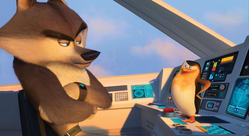 Die Pinguine aus Madagascar -Szenenbild 2