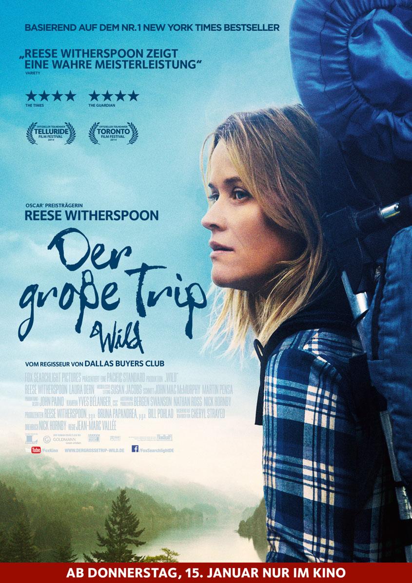 Der GrosseTrip - Wild  -  Poster
