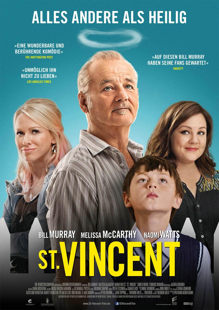 St Vincent - Plakat