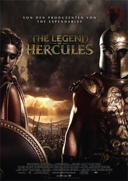 The Legend of Hercules - 250