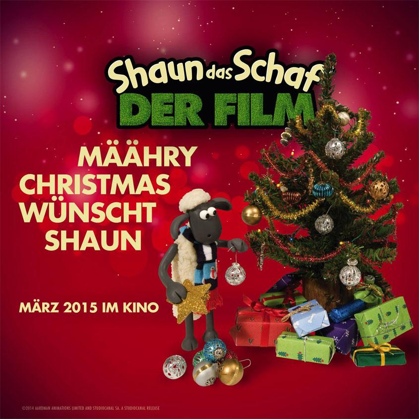 Weihnachten Shaun
