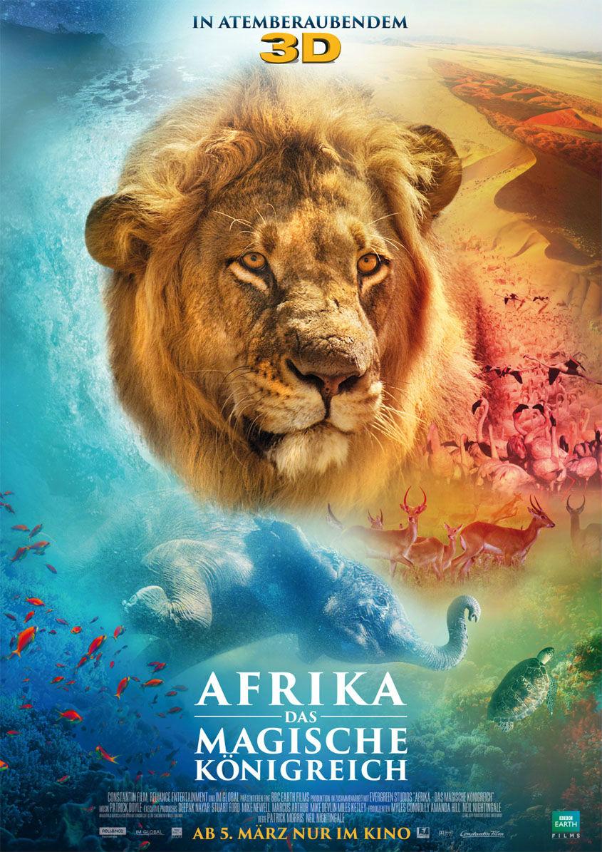 Afrika- Das Magische Königreich