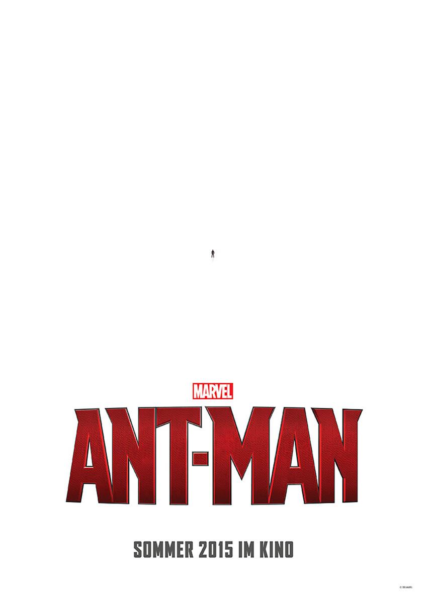 Ant-Man -Plakat - Teaser