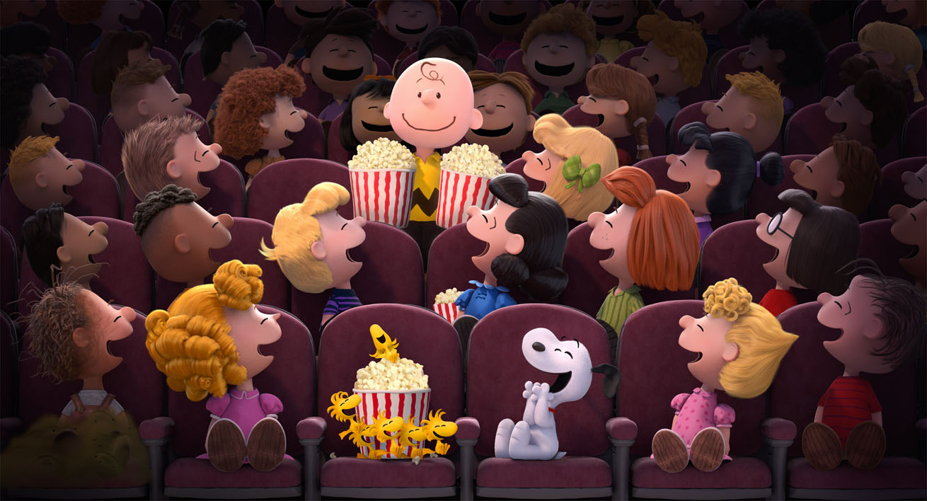 Die Peanuts - Szenenbild 07