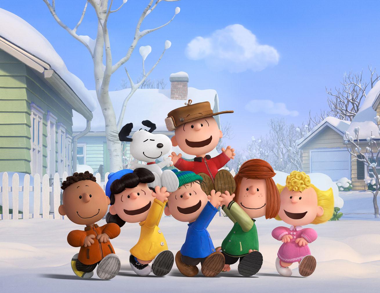 Die Peanuts - Szenenbild 09