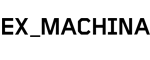 Ex Machina - Logo
