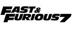 Fast & Furious 7 - Logo