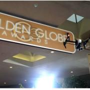 Golden Globes Drohne