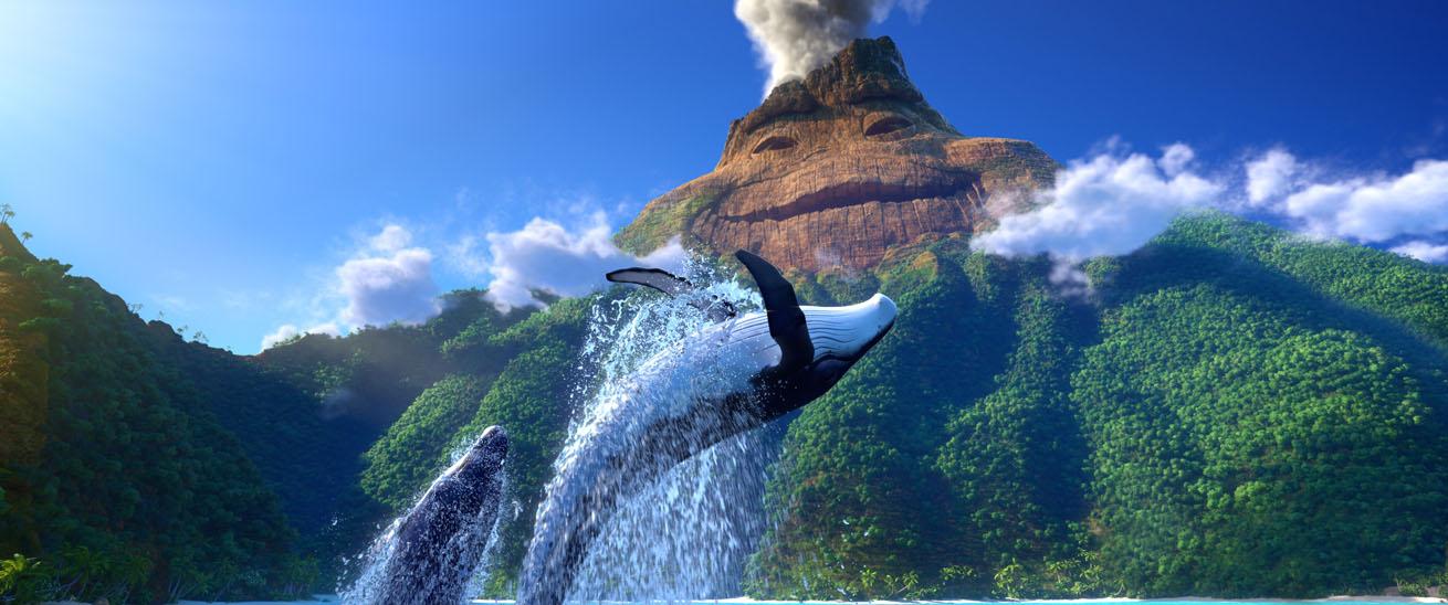 Lava - Pixar -Kurzfilm - Szenenbild 2