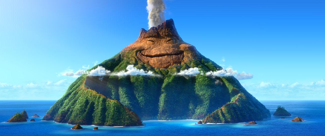 Lava - Pixar -Kurzfilm - Szenenbild 1