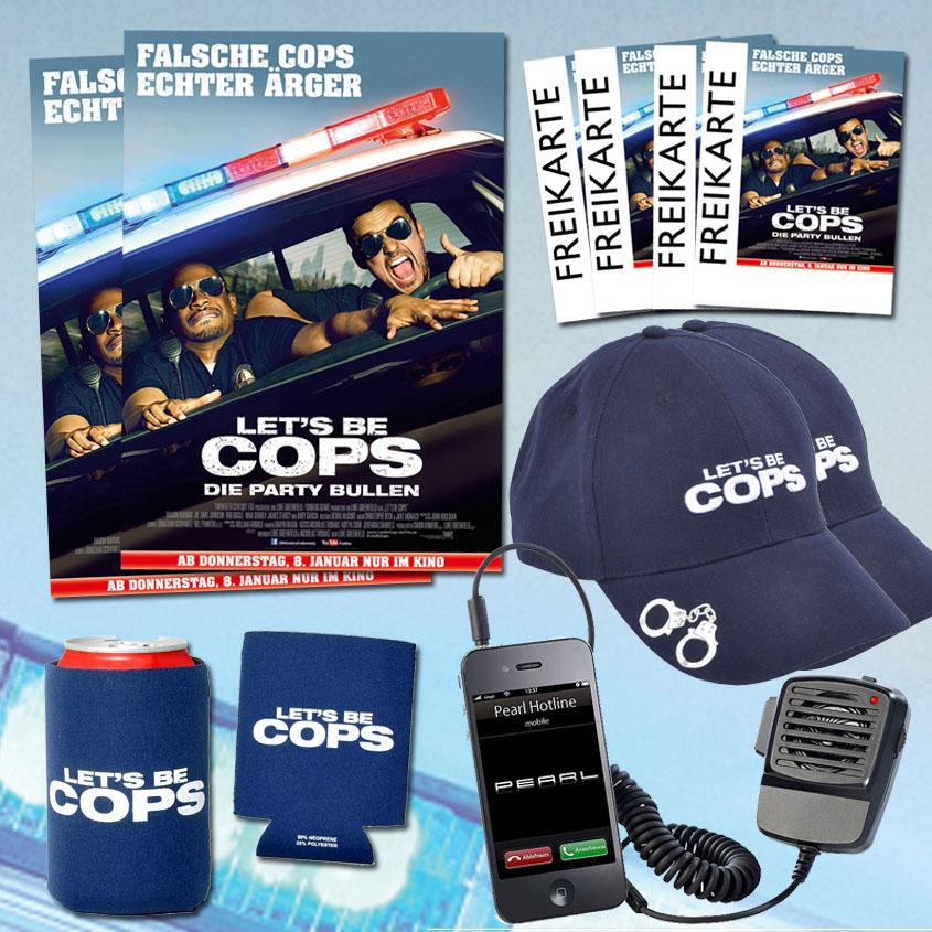 Lets be Cops Gewinne