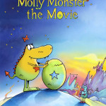 Molly Monster -Plakat