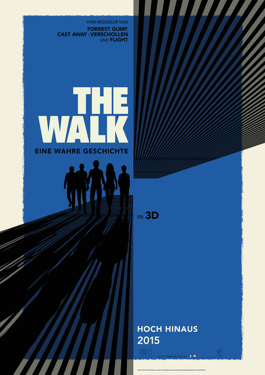 The Walk - Plakat