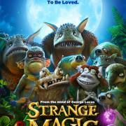 Strange Magic Plakat