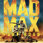 Mad Max: Fury Road- Plakat