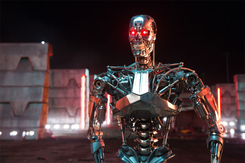 Terminator Genisys -Szenenbild