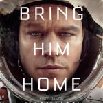 Der Marsianer - The Martian - Plakat