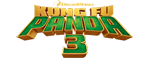 Kung Fu Panda 3 3D - Logo