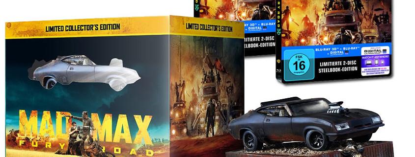 Gewinne Mad Max Fury Road