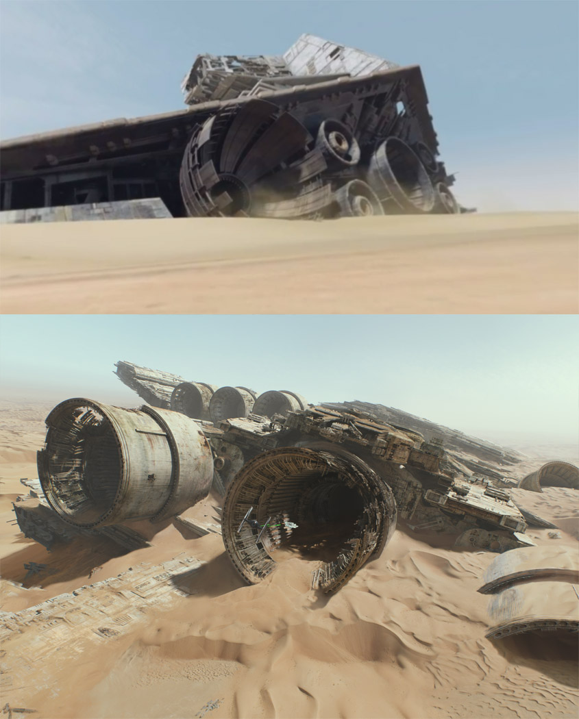 Star Wars -360 Immersive Experience