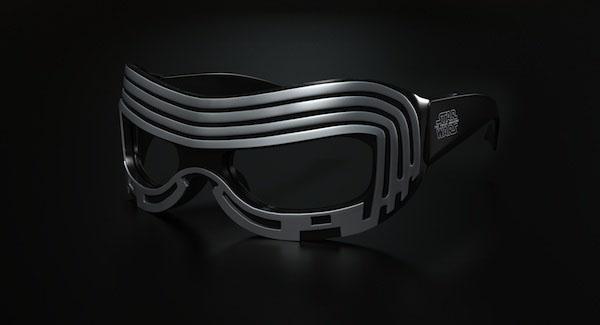 Star Wars Erwachen der Macht 3D Brille Kylo Ren
